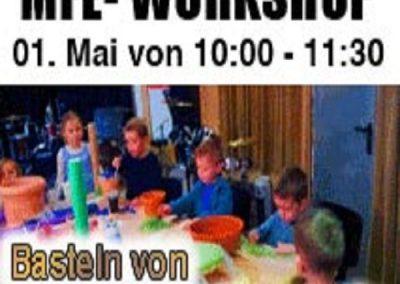 musikalische FrüherziehungMFE-Workshop